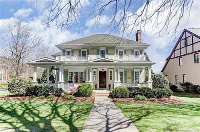 Charlotte Single Family Home For Sale: 8715 Highgrove Street #46