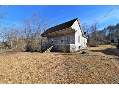 Hickory NC Single Family Home For Sale: $69,900