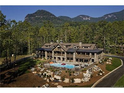 Bat Cave, Chimney Rock, Columbus, Gerton, Lake Lure, Mill Spring, Rutherfordton, Saluda, Tryon, Union Mills Condo/Townhouse For Sale: 121 Firefly Cove #101
