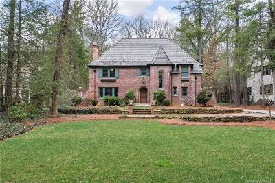 Asheville Single Family Home For Sale: 375 Vanderbilt Road