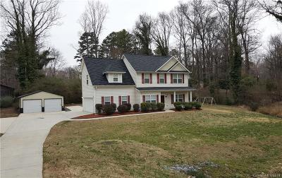 Charlotte Single Family Home For Sale: 236 Gum Branch Road