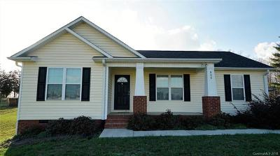 New London Single Family Home For Sale: 866 Austin Road