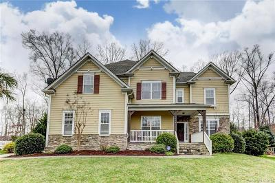 Waxhaw Single Family Home For Sale: 1808 Mill Chase Lane
