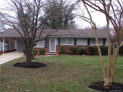 Rowan County Single Family Home For Sale: 4425 Queens Road