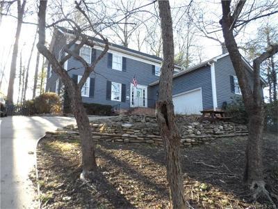 Alexander County, Caldwell County, Ashe County, Avery County, Watauga County, Burke County Single Family Home For Sale: 246 SE Deerfield Street #1