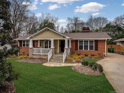 Mecklenburg County Single Family Home For Sale: 125 Scofield Road