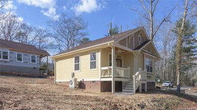 Black Mountain Single Family Home For Sale: 311 Lake Oak Drive