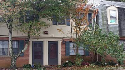 Condo/Townhouse Under Contract-Show: 5821 Hunting Ridge Lane #D