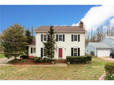 Single Family Home For Sale: 9318 Harlow Creek Road