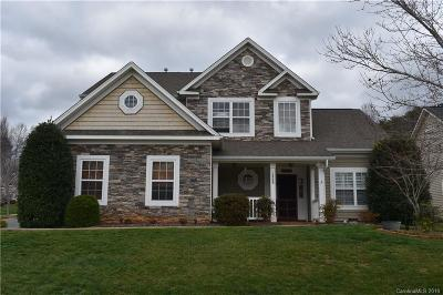 Single Family Home For Sale: 12205 Journeys End Trail