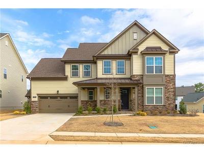 Single Family Home For Sale: 17013 Luvera Lane
