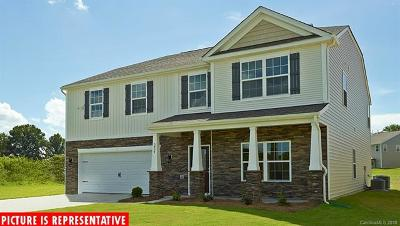 Mooresville, Kannapolis Single Family Home For Sale: 143 Kingsway Drive #12
