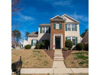 Charlotte NC Single Family Home For Sale: $199,900