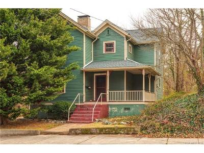 Asheville Single Family Home Under Contract-Show: 94 Starnes Avenue