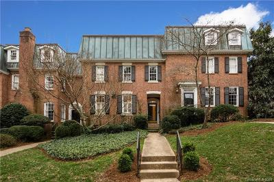 Charlotte Condo/Townhouse For Sale: 156 Perrin Place
