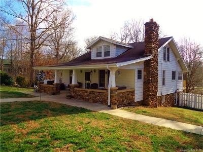 Weaverville Single Family Home For Sale: 74 Highland Street