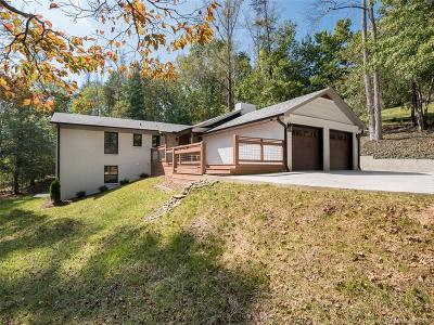 Asheville Single Family Home For Sale: 87 Bee Ridge Road