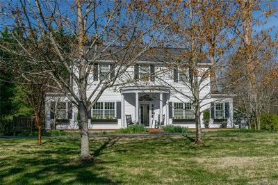 Brevard Single Family Home For Sale: 536 Maple Street