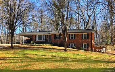 Lincolnton Single Family Home For Sale: 1055 Timberlane Drive