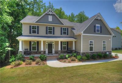 Mooresville Single Family Home Under Contract-Show: 125 Ashlyn Creek Drive #001