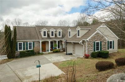 Hendersonville Single Family Home For Sale: 125 Cypress Point
