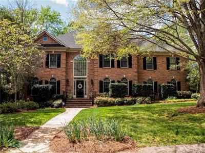 Charlotte Single Family Home For Sale: 8700 Brownes Pond Lane
