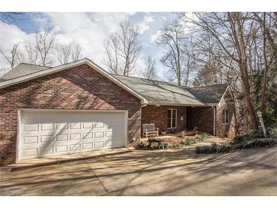 Hickory Single Family Home For Sale: 5450 Valley Run Street
