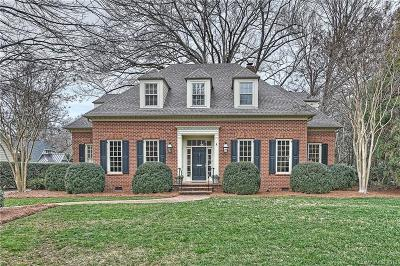 Charlotte Single Family Home For Sale: 1912 Harris Road