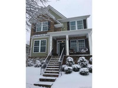 Belmont Single Family Home For Sale: 204 Poplar Street