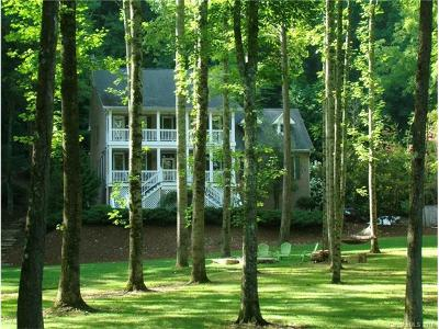 Pisgah Forest Single Family Home For Sale: 243 Poplar Lane