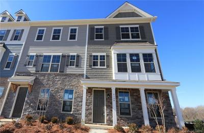 Charlotte NC Condo/Townhouse For Sale: $273,763
