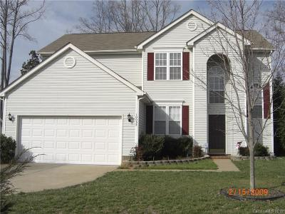 Charlotte NC Single Family Home For Sale: $257,800