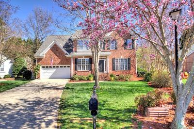 Cotswold Single Family Home Under Contract-Show: 1218 Mendenhall Court