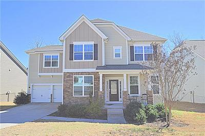 Waxhaw Single Family Home For Sale: 1205 Screech Owl Road