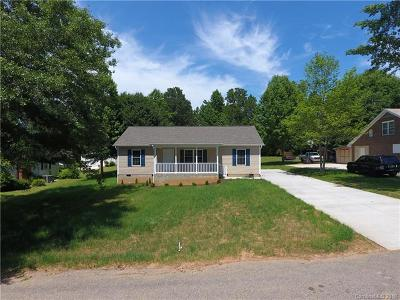 Wadesboro NC Single Family Home For Sale: $134,900