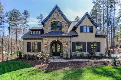 Mooresville Single Family Home Under Contract-Show: 150 Brownstone Drive