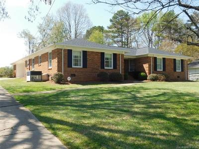 Charlotte NC Single Family Home Under Contract-Show: $228,000