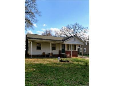 Concord Single Family Home For Sale: 65 Blume Avenue SW