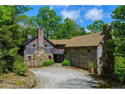 Lake Toxaway Single Family Home For Sale: 289 Toxaway Drive #34R