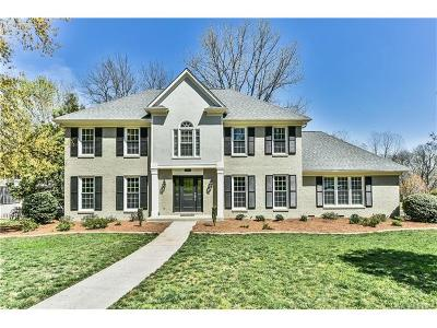 Charlotte NC Single Family Home For Sale: $639,900