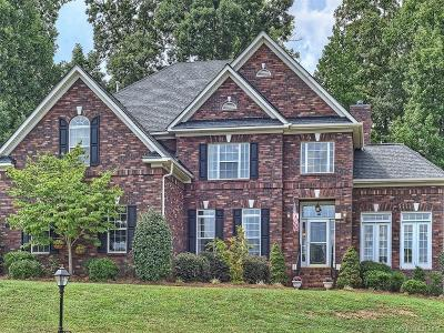 Matthews Single Family Home Under Contract-Show: 9603 Tralee Court