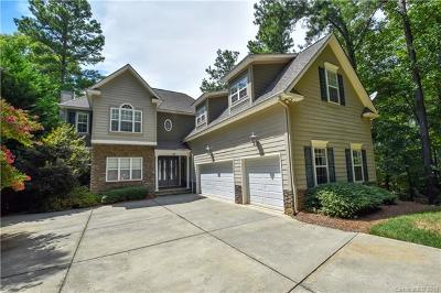 Troutman Single Family Home For Sale: 172 Deer Run Drive