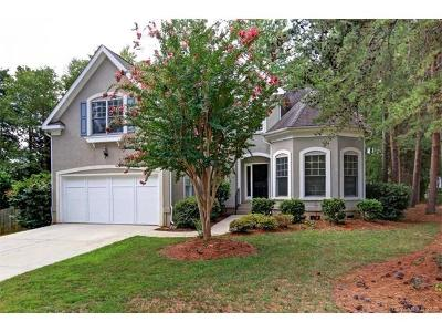 Cornelius Single Family Home For Sale: 18504 Summer Cottage Lane
