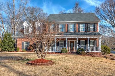 Cabarrus County Single Family Home For Sale: 4177 Glen Eagles Lane