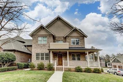 Charlotte Single Family Home For Sale: 7239 Sheffingdell Drive