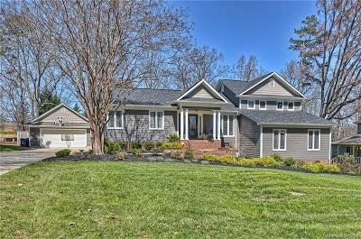 Huntersville Single Family Home Under Contract-Show: 16539 Kimbolten Drive