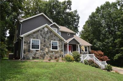 Catawba County Single Family Home For Sale: 2947 8th St Court