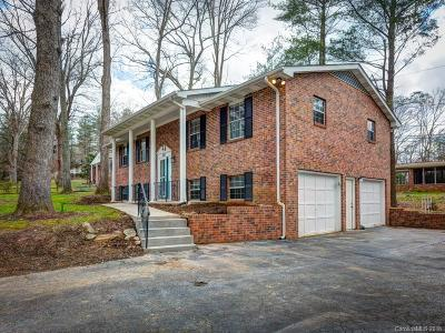 Hendersonville Single Family Home For Sale: 560 Overhill Drive