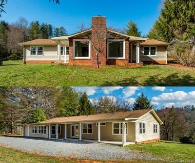 Hendersonville Single Family Home For Sale: 15 Bowman Ridge Road