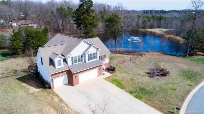 Troutman Single Family Home For Sale: 155 Quail Haven Drive